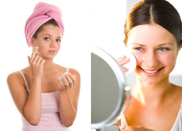 Exfoliating your skin