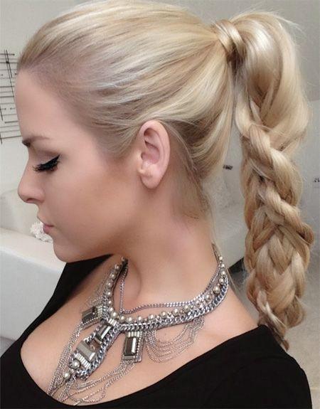 Trendy Foxy braids hairstyles