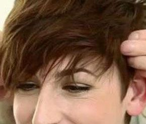 How to Style Short Hair.