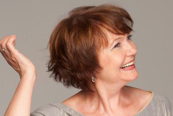Graceful Short Hairstyles for Older Women   Stylezco