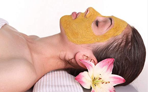 Turmeric Face Mask for pimple