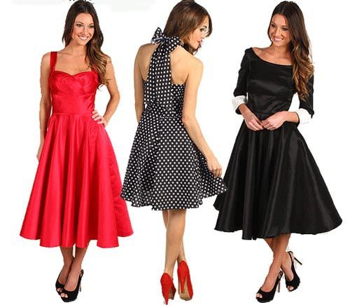 Vintage Dresses Styles for Women