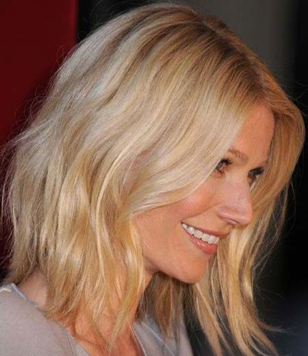 A Line Hairstyle 2015 with Wavy Looks