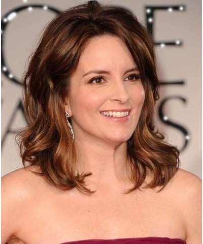 Bold Wavy Hairstyle 2015 for Women Over 40