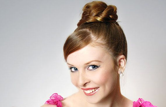 Prom Updo Haircuts 2015