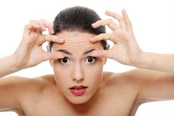 Vitamin E Fights Wrinkles