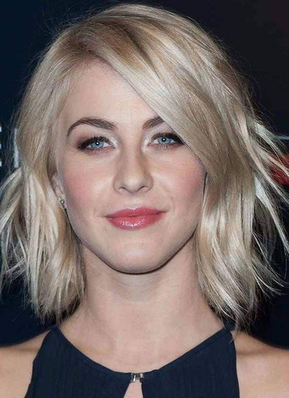 Medium choppy haircuts for women 2018