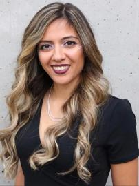 Rough Long Layered Ombre Hairstyle 2018