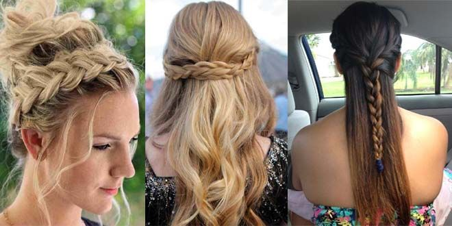 Adorable French Braid Hairstyles To Try Nowadays Stylezco