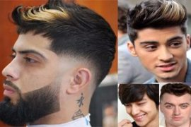 Latest boys haircuts for 2018