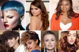 Fall-Winter-Autumn Hairstyles and Haircuts 2017 2018