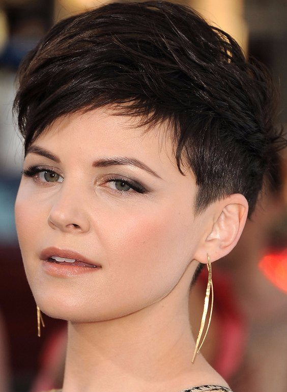 Ginnifer Goodwin's Short Haircut 2018