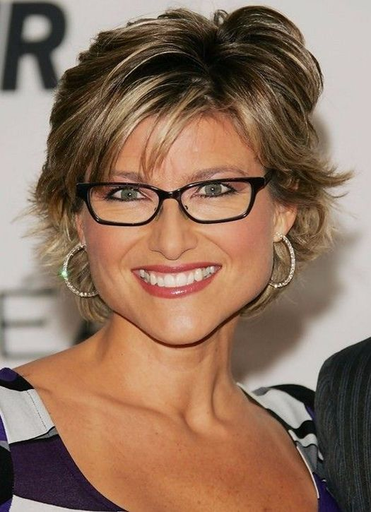 Short Shag Haircut for Women Over 50