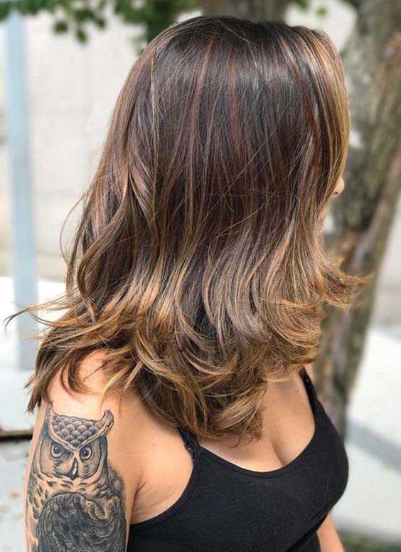 Deep Brown Hair Color Ideas in 2018
