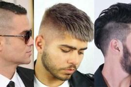 Mens Hairstyles and Haircuts 2018