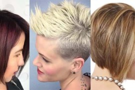 Best Short Hairstyles Ideas in 2018