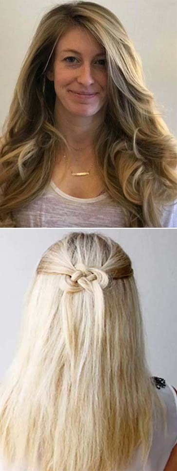 Alluring Quick & Easy Hairstyles for Long Hair To Try | Stylezco