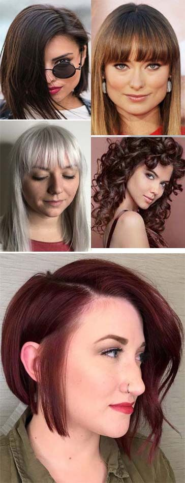 How to Choose the best hairstyles for Face shapes