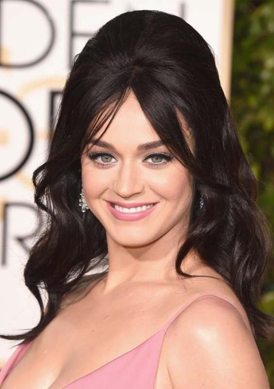 Katy Perry Layered Haircuts 2018