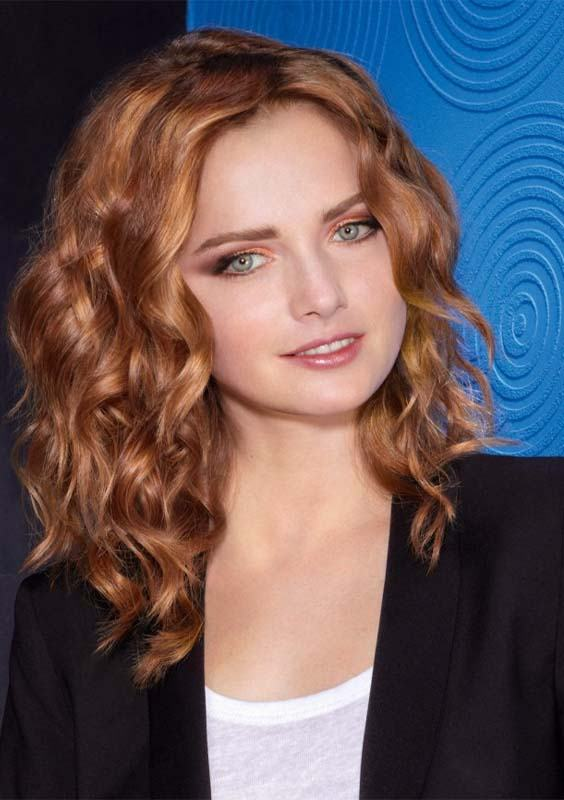 Shoulder Length Curly Hairstyles for 2018