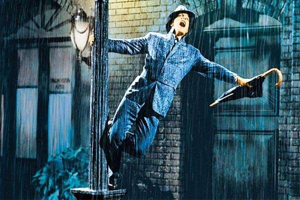 Singing in the rain 1952 cast