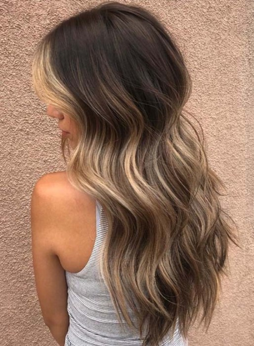 Best Of Balayage Ombre Hair Colors And Highlights For 2018