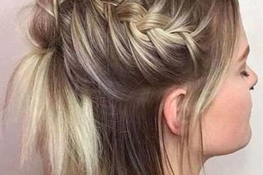 Braided Hairstyles for Short Hair