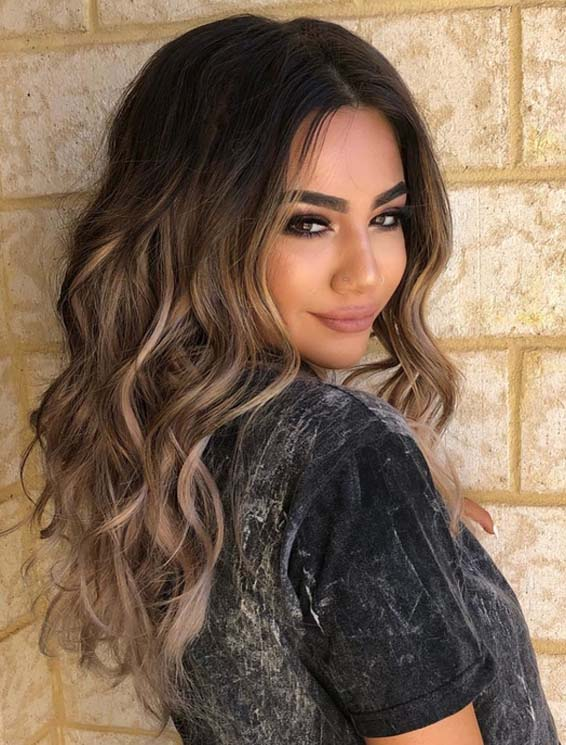 Fantastic Balayage Hair Color Trends & Highlights in 2018
