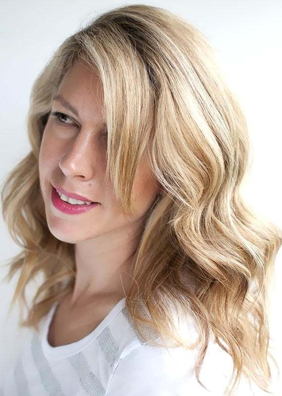 Gentle Waves fall Hairstyles for Women 2018