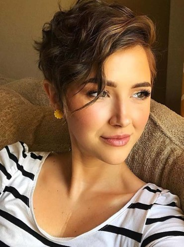 Hottest Short Haircuts & Hairstyles for 2018