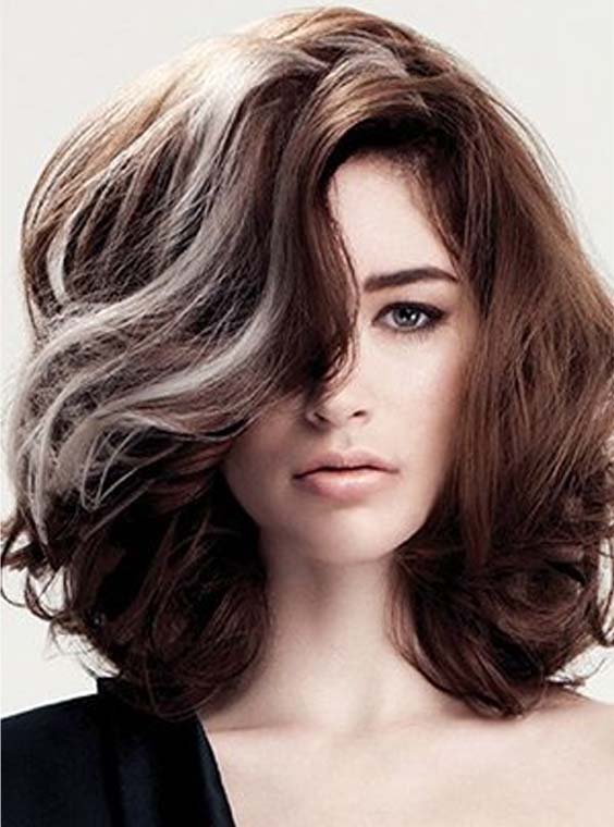Le test Medium Hairstyles for Shoulder Length Haircuts