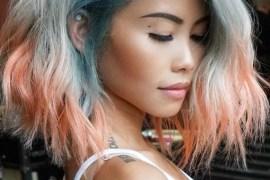 Modern Mermaid Hair Color Ideas for 2018