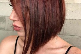 Rich Brown Shades for Bob Haircuts & Hairstyles