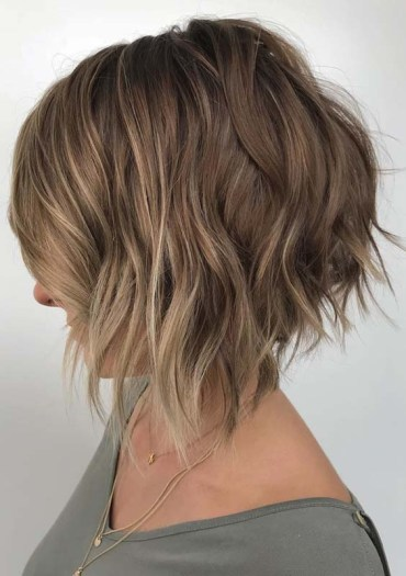 Trendy Short Textured Haircut Styles in 2018