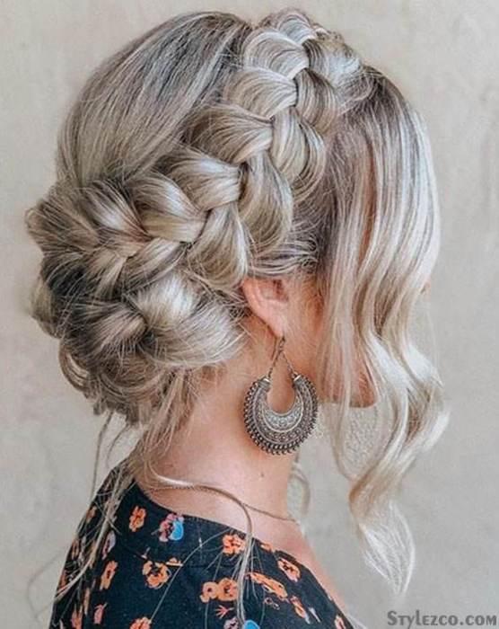 Pleasant Interesting Updo Braided Hairstyles For Superior Girls In 2018 Schematic Wiring Diagrams Amerangerunnerswayorg