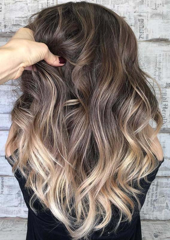 Best Of Balayage Hair Colors Highlights For 2018 Stylezco