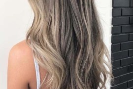 Flawless Sandy Beach Blonde Hairstyles for 2018