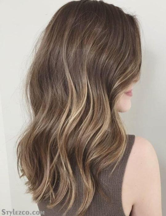 Good Looking Long Wavy Haircuts & Hairstyles for Hot Girls In 2018
