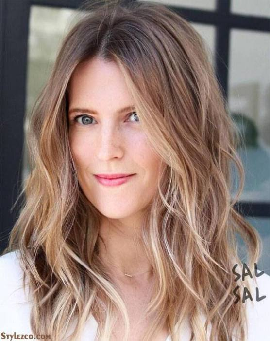 Darn Cool Shoulder Length Layered Hairstyles for Girls In 2018