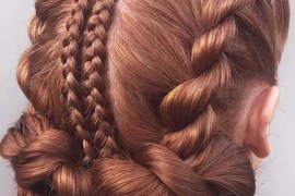 Outstanding Mixed Braid Styles for 2018