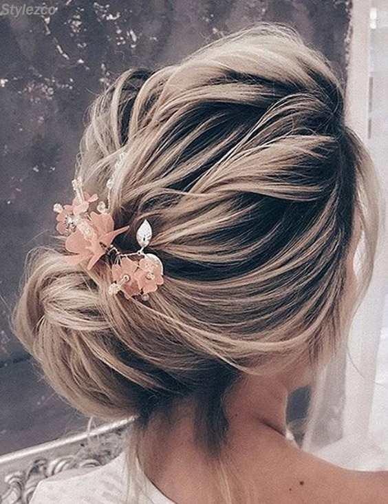 Brilliant Wedding Hair Trends for Medium & Long Hairs