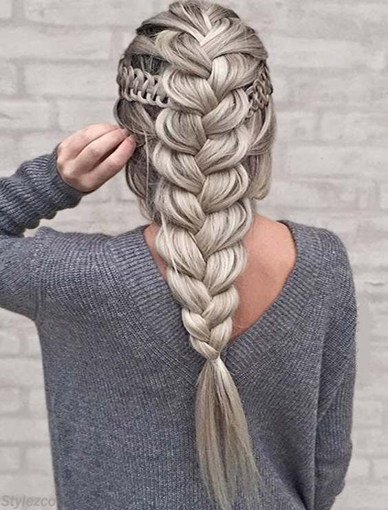 Cutest Ideas of Long Braids Hairstyles You Can Try Now