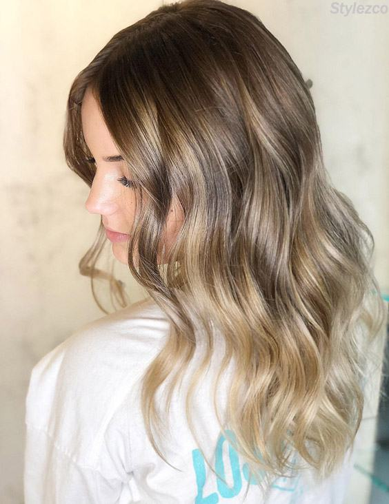 Amazing Balayage Ombre Hair Color Styles & Trends for Girls