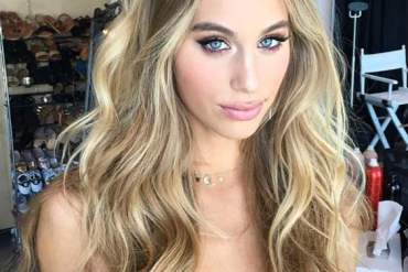 Curly Long Ponytail Hairstyles & Hair Color for 2018-2019