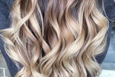 Dark Melted Chocolate Balayage Hair Color Highlights in 2018