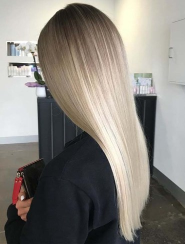 Gorgeous Hair Colors & Styles For 2018