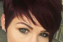 Gorgeous Short Pixie Haircuts for Women 2018