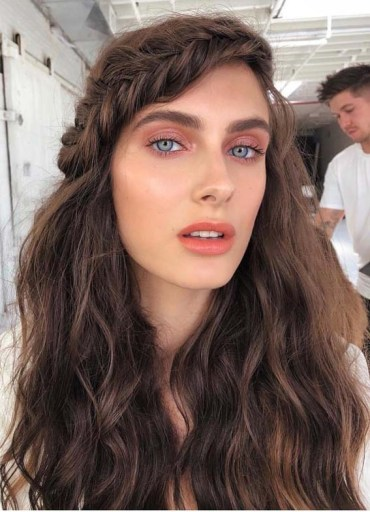 Headband Fishtail Braids for Long Hair 2018