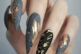 Awesome Nail Designs & Images for Long Nails In 2018