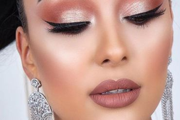 Beautiful Makeup Idea & Look for wedding Day In 2019